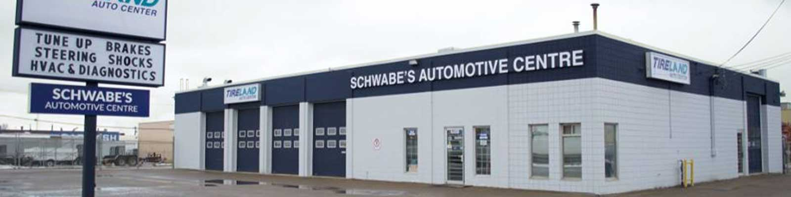 Auto Mechanic Shop in Edmonton  - Schwabe's Automotive Center