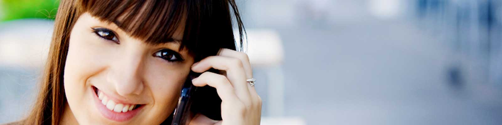 lady at Auto Repair Shop