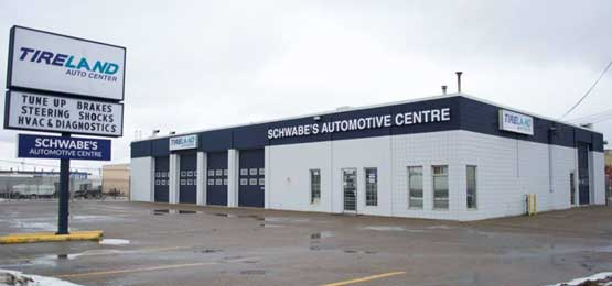 Schwabe's Automotive Center
