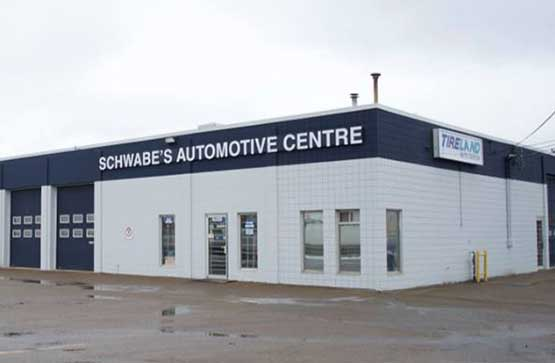 Auto Service Alberta - Schwabe's Automotive Center